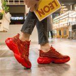 Giày thể thao thông thường nữ 2019 xuân mới the version Hàn Quốc