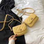 Túi xách hình thoi nhỏ hình thoi 2019